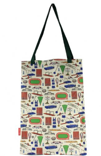 Selina-Jayne Track and Field Limited Edition Designer Tote Bag